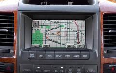 2009 Lexus GX 470 interior