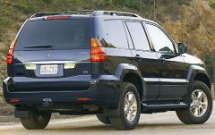 2009 Lexus GX 470 exterior