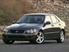 2002 Lexus IS 300 Photo 1