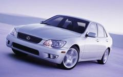 2004 Lexus IS 300 exterior