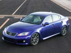 2008 Lexus IS F Photo 1
