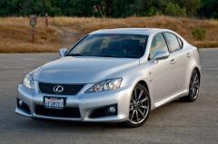 2009 Lexus IS F Photo 1