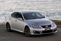 2013 Lexus IS F Photo 3