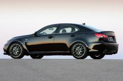 2013 Lexus IS F exterior
