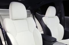 2013 Lexus IS F interior