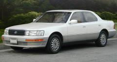 1990 Lexus LS 400 Photo 1