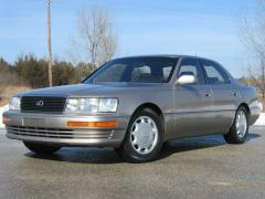 1993 Lexus LS 400 Photo 1