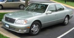 2000 Lexus LS 400 Photo 1