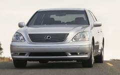2004 Lexus LS 430 exterior
