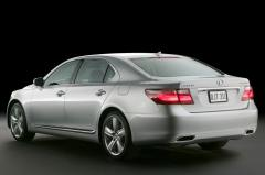 2007 Lexus LS 460 exterior