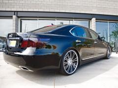 2009 Lexus LS 460 Photo 4