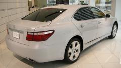 2009 Lexus LS 460 Photo 5