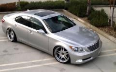 2009 Lexus LS 460 Photo 6