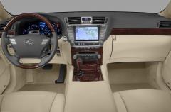 2010 Lexus LS 460 Photo 7