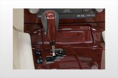 2010 Lexus LS 460 interior