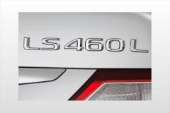 2010 Lexus LS 460 exterior