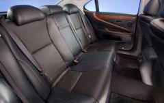 2011 Lexus LS 460 interior