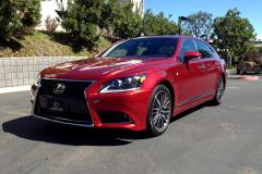 2013 Lexus LS 460 Photo 2