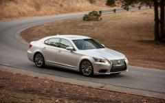 2013 Lexus LS 460 Photo 3