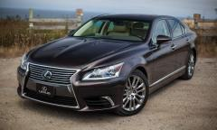 2013 Lexus LS 460 Photo 4