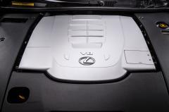 2014 Lexus LS 460 exterior
