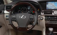 2014 Lexus LS 460 Photo 3