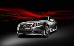 2014 Lexus LS 460 Photo 5