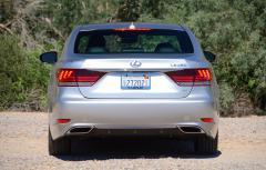 2015 Lexus LS 460 Photo 5