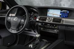 2015 Lexus LS 460 Photo 8