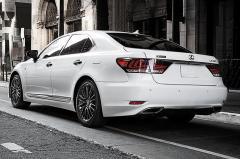 2015 Lexus LS 460 exterior