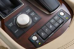 2017 Lexus LS 460 interior