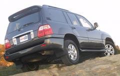 2005 Lexus LX 470 exterior