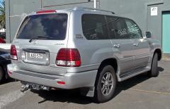 2005 Lexus LX 470 Photo 4
