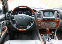 2005 Lexus LX 470 Photo 7