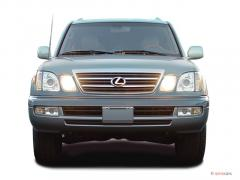 2006 Lexus LX 470 Photo 1