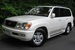 2007 Lexus LX 470 Photo 1