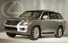 2008 Lexus LX 570 Photo 1