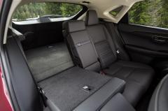 2015 Lexus NX 300h interior