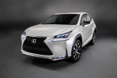 2016 Lexus NX 300h Photo 1