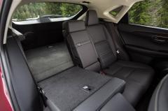 2018 Lexus NX 300h interior