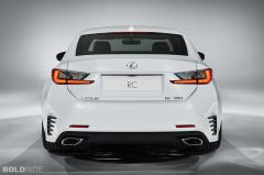 2015 Lexus RC 350 Photo 4
