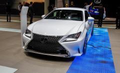 2015 Lexus RC 350 Photo 7