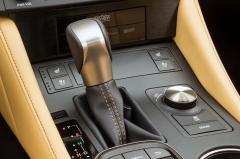 2015 Lexus RC 350 interior