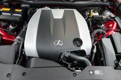 2015 Lexus RC 350 exterior