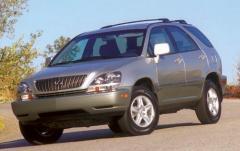 1999 Lexus RX 300 exterior