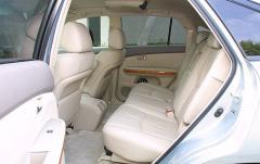 2004 Lexus RX 330 interior