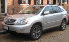 2009 Lexus RX 350 Photo 1