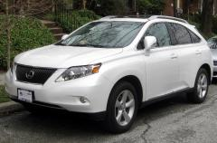 2012 Lexus RX 350 Photo 1
