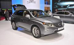 2013 Lexus RX 350 Photo 3