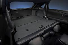 2013 Lexus RX 350 interior